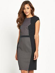 v-by-very-nbspmix-and-match-panelled-dress