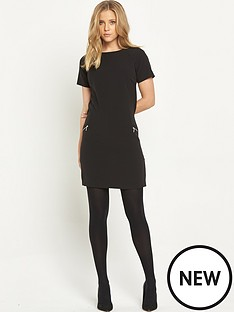 v-by-very-zip-detail-tunic-dress