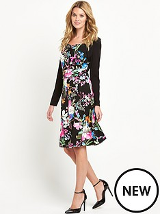 joe-browns-tropical-dress-with-shrug