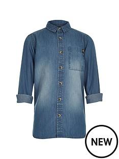 river-island-boys-blue-denim-shirt
