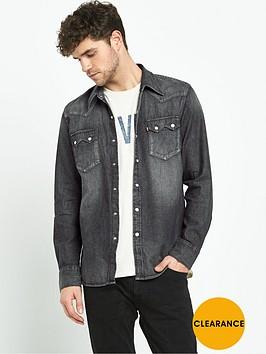 levis-mensnbspsawtoothnbspdenim-shirt