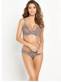 freya-freya-animal-underwire-plunge-bikini-top