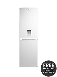 candy-ccbf5182wwk-55cmnbspfrost-free-fridge-freezer-with-water-dispenser-white