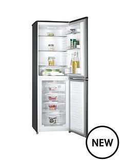 hoover-hoover-hvbf-5172-bhk-175cm-x-55cm-frost-free-fridge-freezer-black