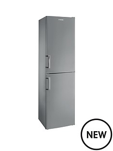 hoover-hoover-hvbf-5172ahk-175cm-x-55cm-frost-free-fridge-freezer-silver