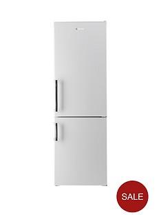 hoover-hoover-hvbf6182wfhk-185cm-x-60cm-frost-free-fridge-freezer-white
