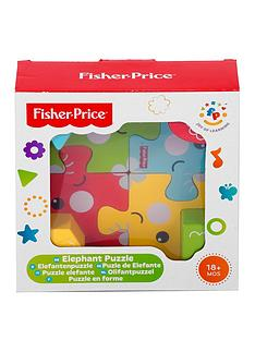 fisher-price-fisher-price-wooden-elephant-puzzle