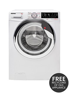 hoover-dwt-l610aiw3-dynamic-next-wizard-wifi-10kg-1600-spin-washing-machine-whitechrome