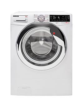 Hoover Dwt L610Aiw3 Dynamic Next Wizard Wifi 10Kg 1600 Spin Washing Machine  WhiteChrome