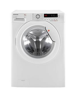 Hoover Dxce410W3 Dynamic Next Classic 10Kg 1400 Spin Washing Machine  White