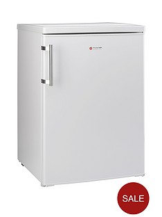 hoover-hfle-6085we-60cm-larder-fridge-with-external-handle-white