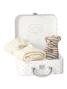 mamas-papas-mamas-amp-papas-welcome-to-the-world-suitcase-hamper