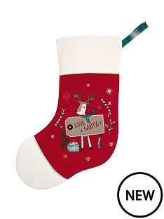 mamas-papas-traditional-christmas-stocking-large