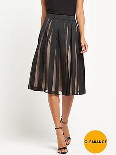 miss-selfridge-stripe-organza-midi-skirt