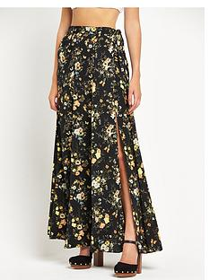 miss-selfridge-co-ord-maxi-skirt