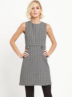 miss-selfridge-jacquard-lace-dressnbsp
