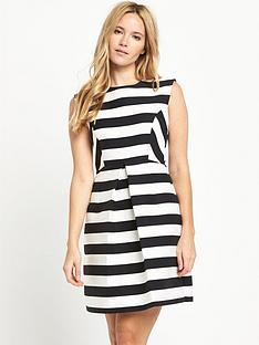 miss-selfridge-miss-selfridge-stripe-dress
