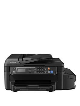 Epson Ecotank Et4550 Printer With 2 Years Ink Supply