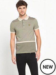 lyle-scott-fairisle-mens-polo-shirt