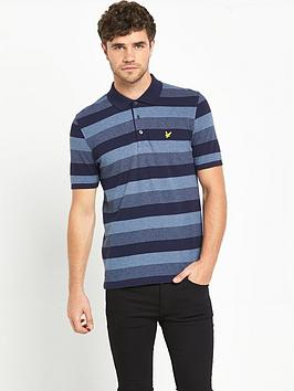 lyle-scott-winter-stripe-mens-polo-shirt