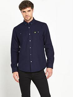 lyle-scott-fairisle-detail-mens-overshirt