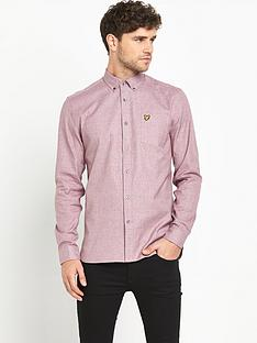 lyle-scott-mouline-mens-oxford-shirt