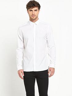 lyle-scott-poplin-long-sleevenbspshirt