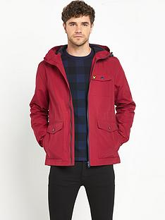 lyle-scott-micro-fleece-linednbspjacketnbsp