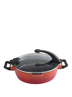 berghoff-virgo-orange-24cm-sauteuse