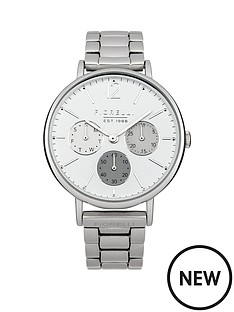 fiorelli-multiampnbspfunction-silver-dial-and-silver-tone-bracelet-ladies-watch