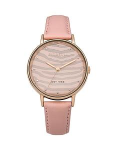 fiorelli-print-dial-with-pink-leather-strap-ladies-watch