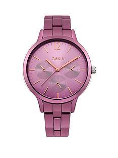 oasis-pink-dial-andnbspbracelet-ladies-watch