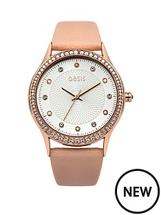 oasis-white-dial-with-crystals-nude-pu-strap-ladies-watch
