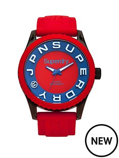 superdry-tokyo-blue-withampnbspred-dial-andampnbspsilicone-strap-mens-watch