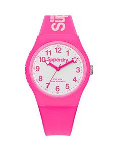 superdry-urban-white-dial-with-pink-silicone-strap-unisex-watch