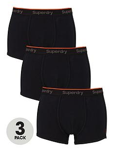 superdry-orange-labelnbsptrunks-3-pack
