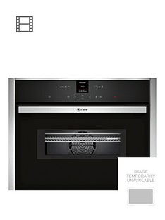 neff-c17mr02n0b-compact-oven-with-microwave