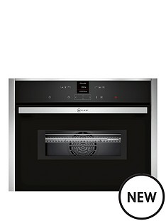 neff-neff-c17mr02n0b-compact-oven-with-microwave