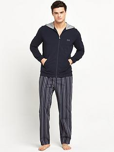 hugo-boss-lightweight-hooded-zip-top