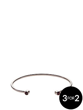 the-love-silver-collection-the-birthstone-collection-real-gemstone-sterling-silver-rhodium-plated-4mm-round-torque-bangle