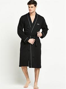 boss-bodywear-lightweight-robe-black