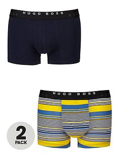 hugo-boss-stripeplain-boxers-2-pack