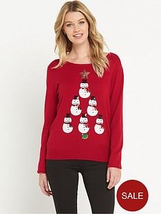 south-snowman-xmas-tree-jumper