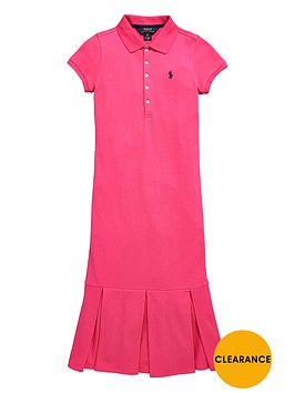 ralph-lauren-girls-short-sleeve-pleat-polo-dress