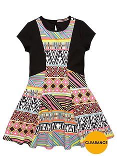 freespirit-girls-aztec-scuba-dress