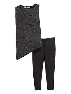 freespirit-girls-asymmetricnbspsparkle-top-and-leggings-set-2-piece