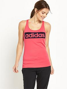 adidas-essentials-linear-tank