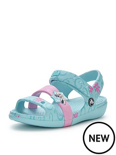 crocs-keeley-frozen-fever-sandal