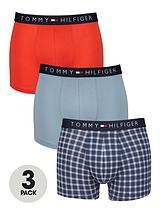 Tommy Hilfiger Icon 3pk trunk