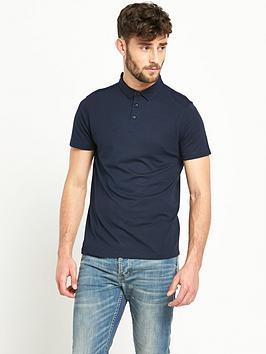 v-by-very-short-sleeve-jerseynbsppolo-shirt